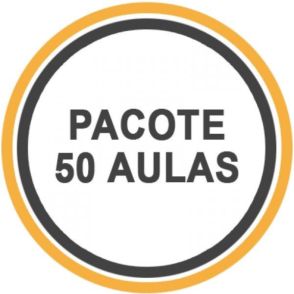 Pacote 50 Aulas