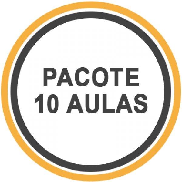 Pacote 10 Aulas
